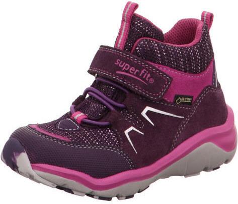 Superfit 3-09243-90 dětská celoroční obuv SPORT5 růžová 27 - Glami.cz 31a2d260ef