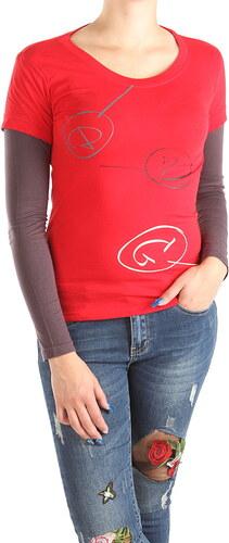 ab7fde569 Dámske bavlnené tričko Desigual - Glami.sk
