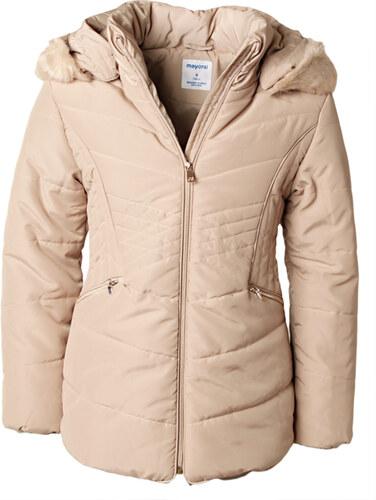 Mayoral Dětská zimní bunda kabát Champan - Glami.cz 7cff16696f3