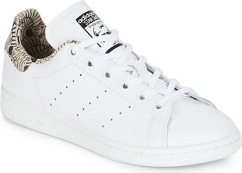 c2a0e8a7a0e adidas Tenisky Dětské STAN SMITH J adidas - Glami.cz