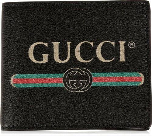 5084975bc3 Peňaženka Gucci Logo Wallet - Glami.sk
