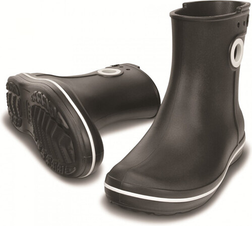 3b4737902a Crocs Dámske gumáky Women ´Jaunt Shorty Boot Black 15769-001 - Glami.sk