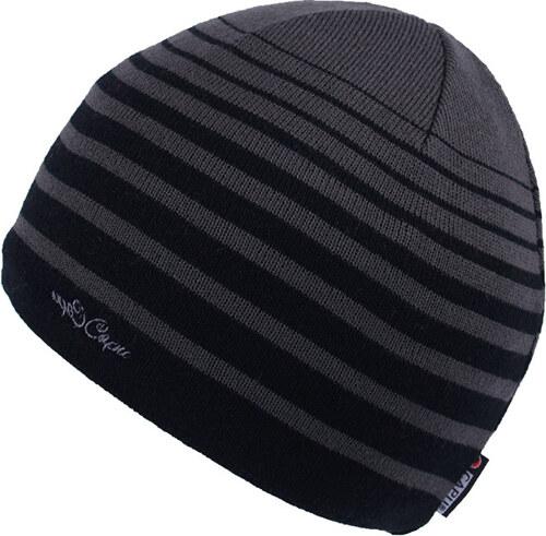 9ec6911a99 CAPU Zimné čiapky 1652-D Black - Glami.sk