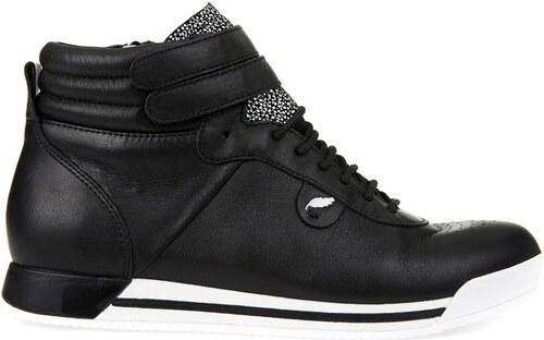 GEOX Dámské kotníkové boty Chewa Black D724MB-00085-C9999 - Glami.cz 36789b65e9