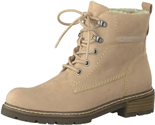 a5e944aa84 s.Oliver Dámske členkové topánky Rose 5-5-26212-29-544 - Glami.sk