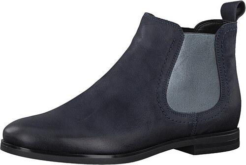 Tamaris Elegantné dámske členkové topánky 1-1-25995-39-805 Navy ... 18d797bed2b