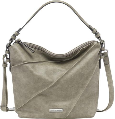 Tamaris Elegantná kabelka Jutta Hobo Bag S 2598181-701 Khaki - Glami.sk b36b604f467