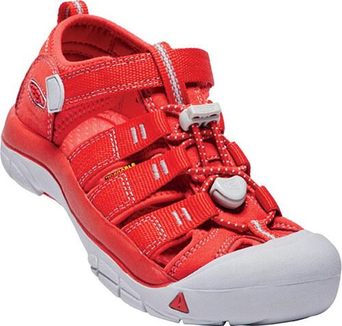 b0faaa8d9ce KEEN Dětské sandály Newport H2 Rainbow Pack Firey Red JUNIOR - Glami.cz