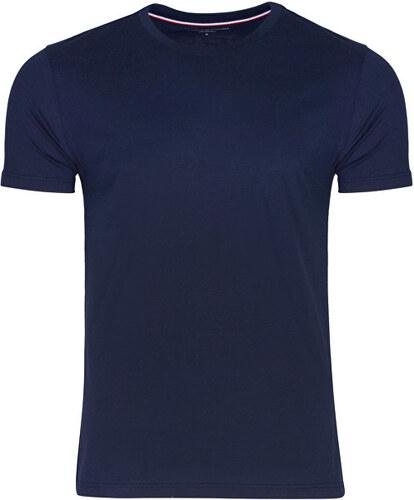 Tommy Hilfiger Pánske tričko Cn Tee Ss Navy Blaze r UM0UM00559-416 ... 0194081ca39