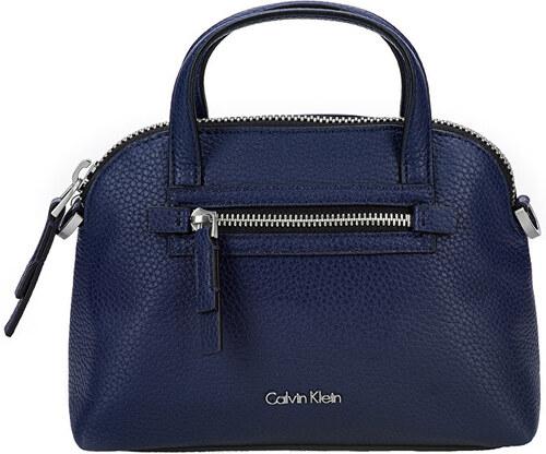 Calvin Klein Dámska kabelka Dome Crossbody Dark Navy - Glami.sk 48f3d7e4232