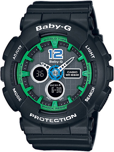 9dd7172e26c Casio BABY-G BA 120-1B - Glami.sk