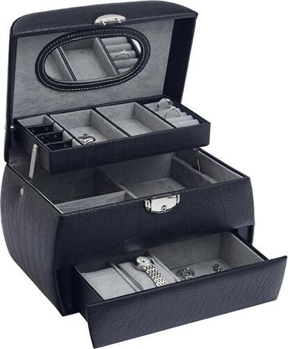 JK Box Třípatrová šperkovnice SP-902 A25 - Glami.cz 2ba9066472