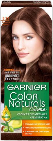 Garnier Dlhotrvajuci Vyzivujuce Farba Na Vlasy Color Natural Creme