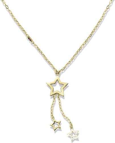 365776400 Tommy Hilfiger Zlatý náhrdelník s hvězdičkami TH2700848 - Glami.cz