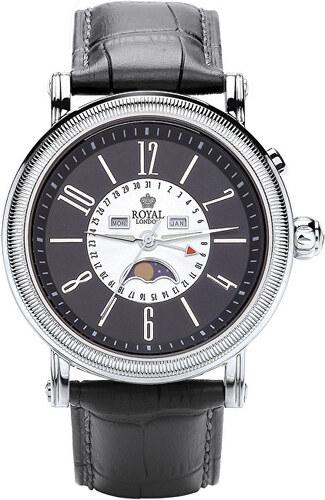 Royal London 41173-04 Pánské hodinky s fází měsíce - Glami.cz e3d47775f36