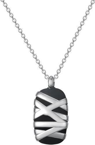 043de99e7 Brosway Pánsky oceľový náhrdelník StoneAge BOG04 - Glami.sk