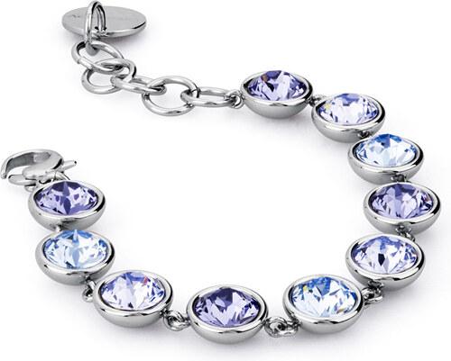 9a67a9388 Brosway Ocelový náramek s krystaly Swarovski B-Tring BTN15 - Glami.cz