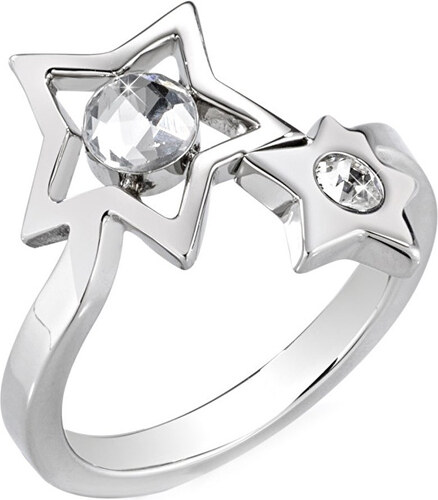 a9b92bffd Morellato Hviezdny prsteň s kryštálmi Cosmo SAKI17 - Glami.sk