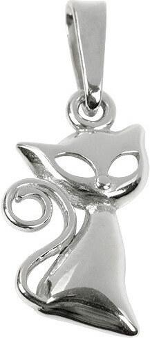 676bf718b17f Brilio Silver Strieborný prívesok mačka 441 001 02004 04 - 0