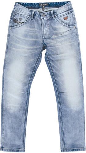 334eb93d3ec Cars Jeans Pánské modré kalhoty Yareth Blueused 7413805.34 - Glami.cz