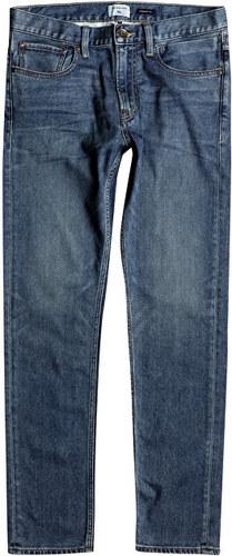 -25% Quiksilver Pánské kalhoty Revolvermedblue Medium Blue EQYDP03345-BYGW e5862c4155
