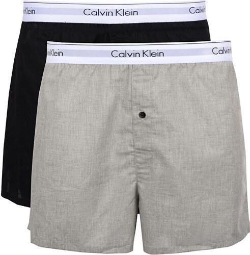 dbe55137ff Calvin Klein Boxerky Slim Boxer NB1396A-BHY - ZĽAVA - Glami.sk