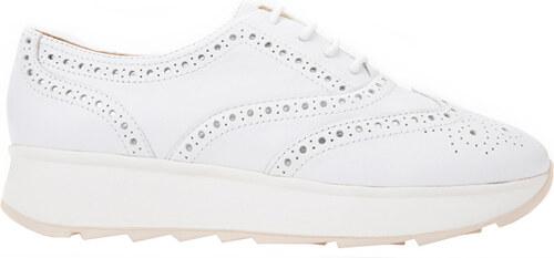 GEOX Dámská obuv Gendry A White D825TA-00085-C1000 - Glami.cz 68e636bc59