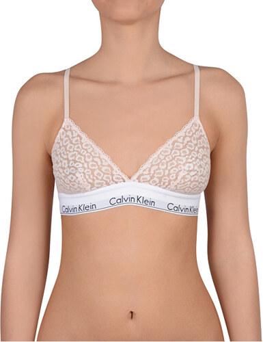 54056cfd09 Calvin Klein Dámska podprsenka Unlined Triangle QF4582E 2NT - Glami.sk