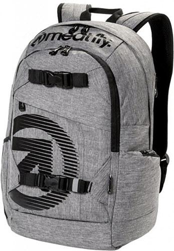 ee1c7b7e45 Meatfly Batoh Base jumper 4 Backpack C- Heather Grey - Glami.sk