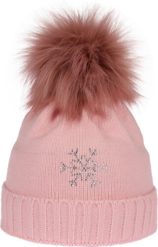 b9f03dc47 CAPU Zimná čiapka 670-A Pink - Glami.sk