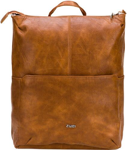 Zwei Dámský batoh MR15-camel - Glami.cz c755e552cc