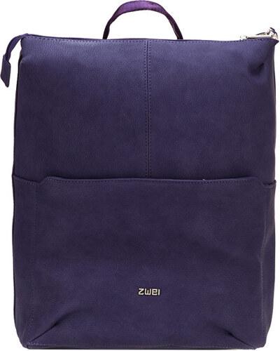 Zwei Dámský batoh MR15-nubuk violet - Glami.cz 7218aac99d