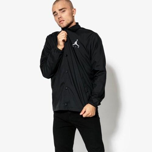 b2340ff85459 Nike Jordan Bunda Jumpman Coaches Jkt Muži Oblečenie Jesenné Bundy  939966-010