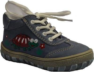 2c43fec6ff Jonap 011 M želva dětská kožená obuv - Glami.cz