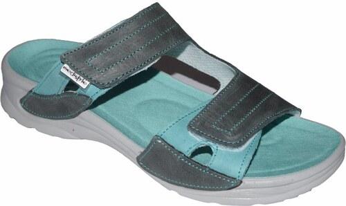 a61bdf0da19e Medistyle zdravotní pantofle Nina LN-T16 1 O - Glami.cz