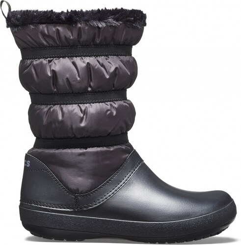 e5b687ce033 Crocs Crocband Winter Boot Women - Black - Glami.cz