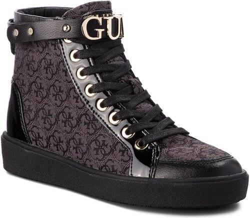 Sneakersy GUESS - FLGRC3 FAL12 BLKBL - Glami.sk 1dd6de987c6