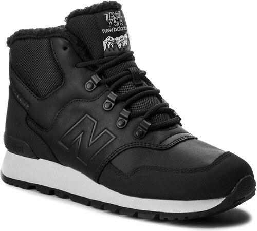 654519eaa01 Trekingová obuv NEW BALANCE - HL755MLA Černá - Glami.cz