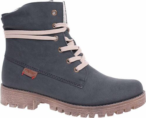 c5358adf03 Dámská kotníková obuv Rieker 78550-14 blau 78550-14 - Glami.sk