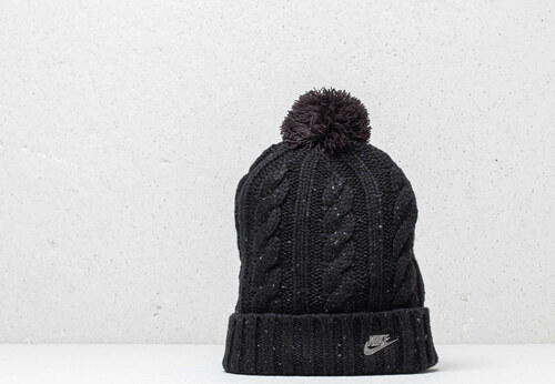 Nike Sportswear Beanie Black - Glami.cz 4bf95dd16e