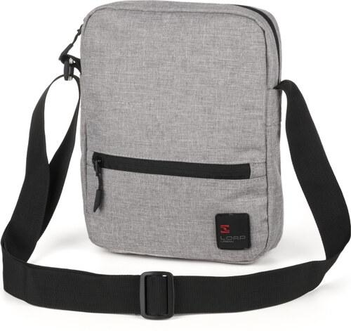 LOAP FOCUSE taška přes rameno šedá - Glami.cz 4f62affe94