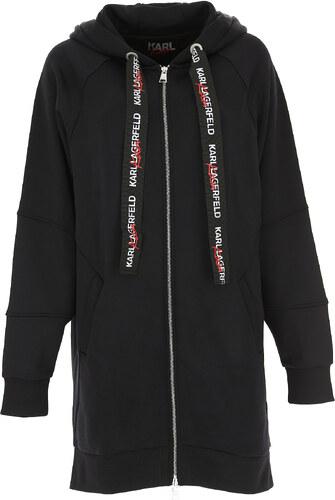 Karl Lagerfeld Mikina pro ženy Ve výprodeji 1451d55f177