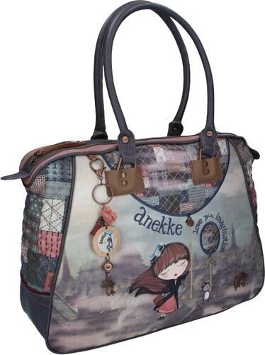 MISS ANEKKE shopper taška cez rameno 27841-01 - Glami.sk 66870dc6660