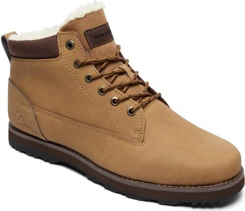 Quiksilver Pánska zimná obuv 1062287 hnedá - Glami.sk 80f874e6eb