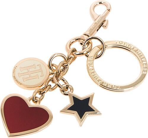 e01fec3163 Prívesok TOMMY HILFIGER - Heart And Key F AW0AW05762 901 - Glami.sk
