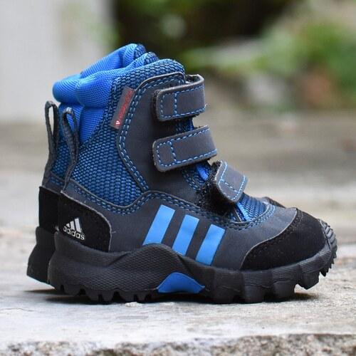 adidas Performance HOLTANNA SNOW CF I Dětské boty BB1401 - Glami.cz edfb1c5612