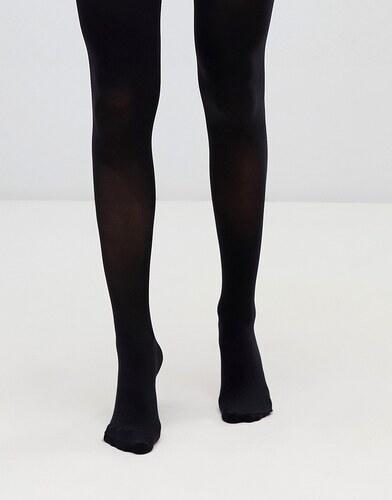 c6e7f814b68ef Jonathan Aston 40 denier 2 pack opaque tights in black - Black ...