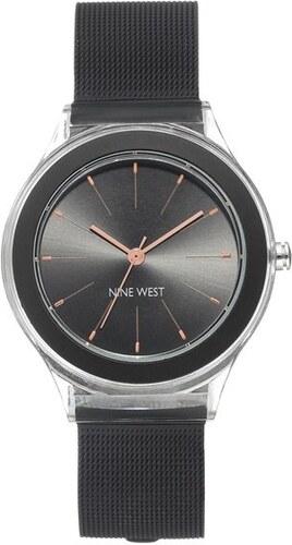 Nine West Dámske hodinky NW   2137BKBK - Glami.sk 9f2c30c0f42