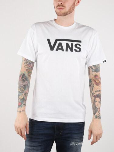 79132137c5e Tričko Vans Mn Classic White Black