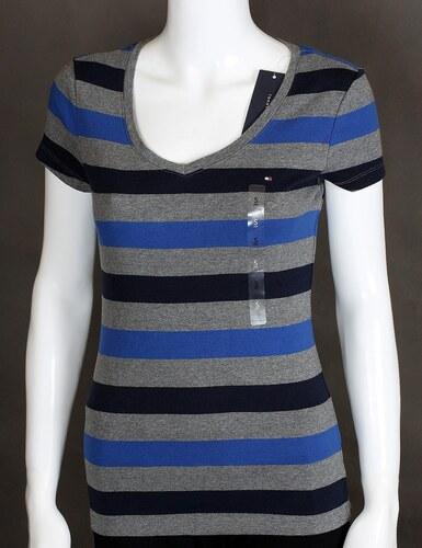 Tommy Hilfiger dámské tričko 192431 - Glami.cz c7379393b2